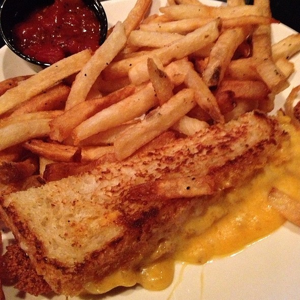 """Ridiculously Good Grilled Cheese"" @ One-Eyed Betty"