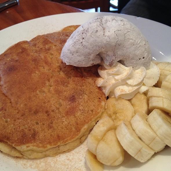 Donut Pancakes @ Meli Cafe & Juice Bar