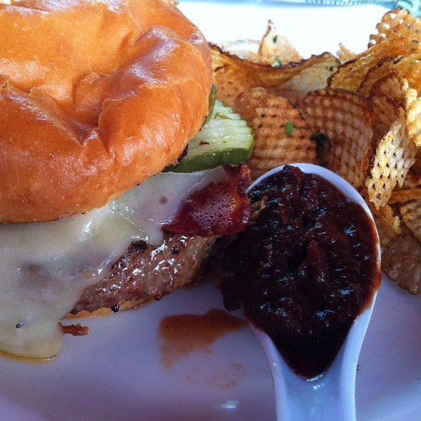 Burger - Sage Restaurant - Tallahassee, Tallahassee, FL
