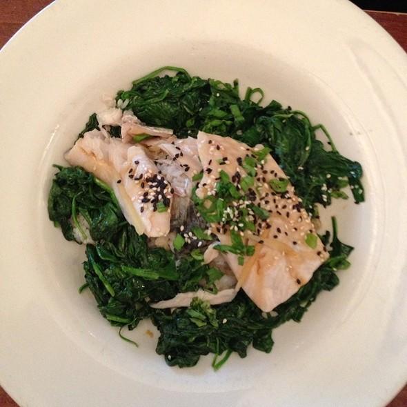 White Fish - Shanghai Style - Mitchell's Fish Market - Brookfield, Brookfield, WI