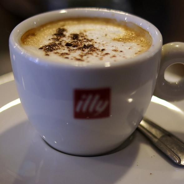 Macchiato @ Gaia Italian Cafè