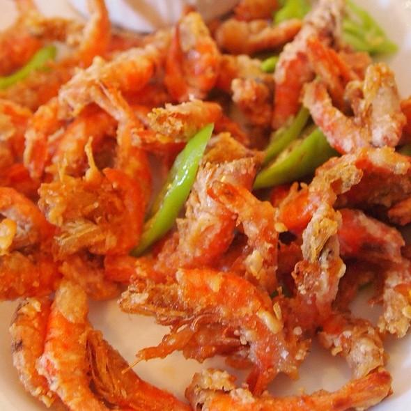 Shrimp Binondo @ Abe Restaurant