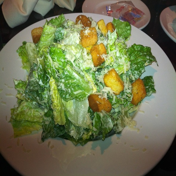 Caesar Salad - 7 West Bistro Grille, Towson, MD