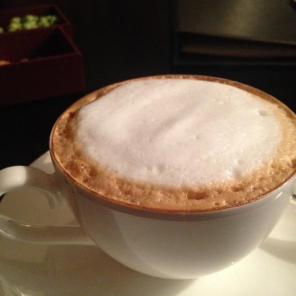 Cappuccino - Ame, San Francisco, CA