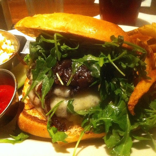Bison Burger - Wildfire - Oak Brook, Oak Brook, IL