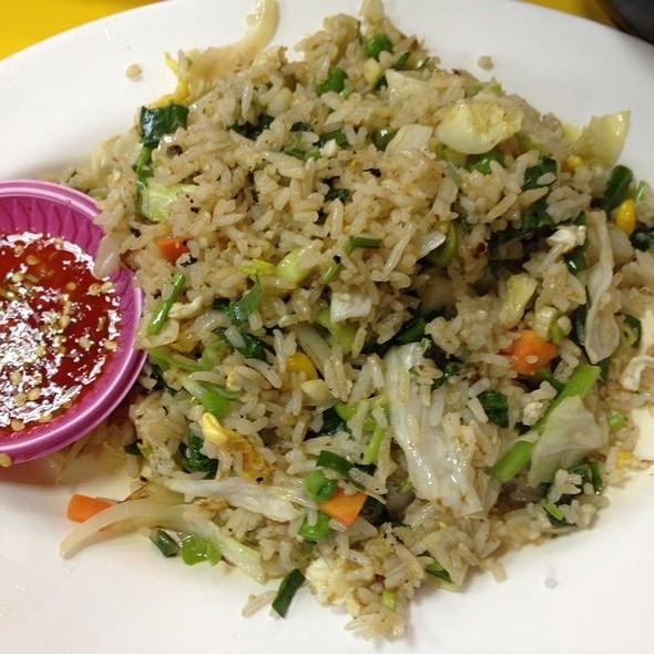 Crab Fried Rice @ 雲南擺夷小吃