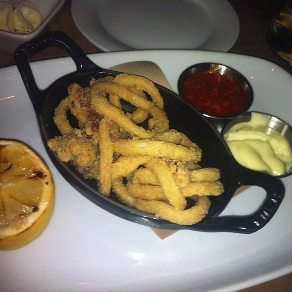 Fried Calamari - The Bauer Kitchen, Waterloo, ON