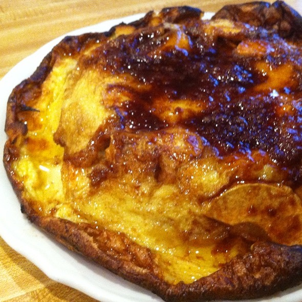 Apple Pancake @ The Original Pancake House