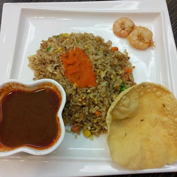 Ebiko Fried Rice  @ Aloha Desserts House