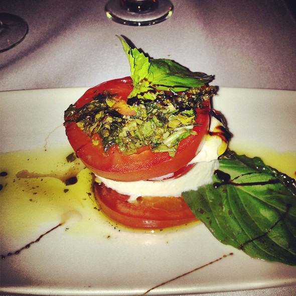 Caprese Salad - Towne Hall, Pointe-Claire, QC