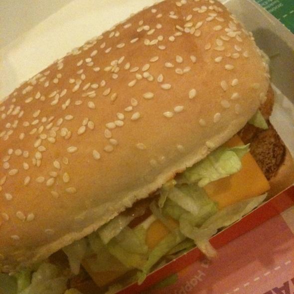 Chicken El Maco Grande @ McDonald's Klinga
