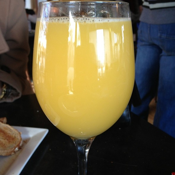 Serious Bottomless Mimosa