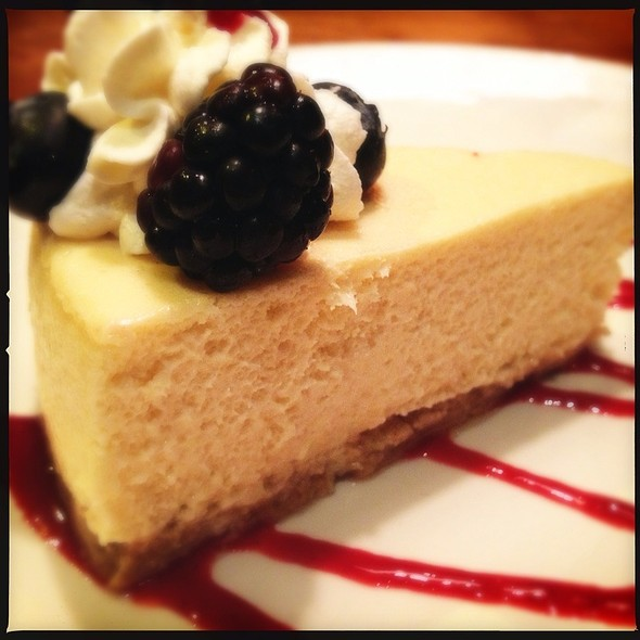 Gran Marnier Cheesecake