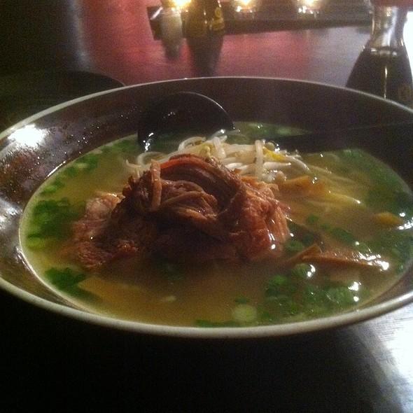 Chashu Shio Ramen @ Ramen Bar