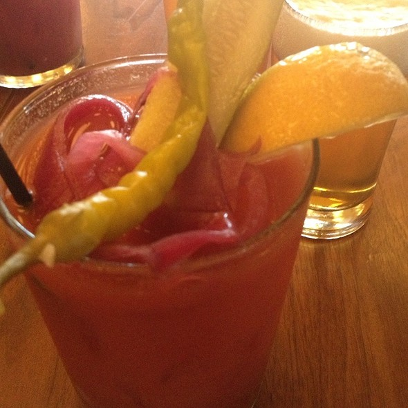 Bloody Mary @ The Publican