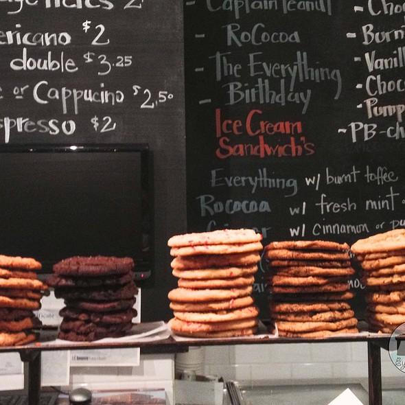 Cookies @ Bakerbots Baking