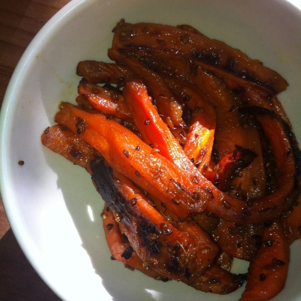 Roasted Carrots @ Cotogna