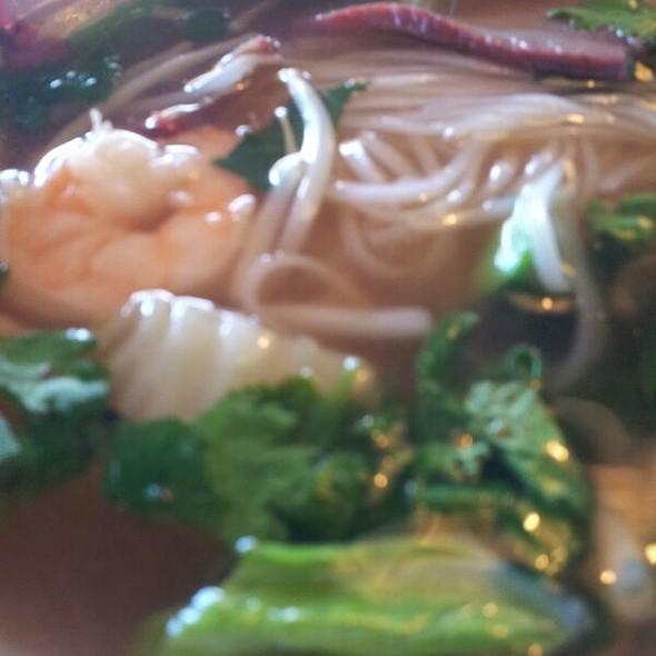Barbecue Pork And Shrimp Pho @ Lime Leaf Asian Bistro