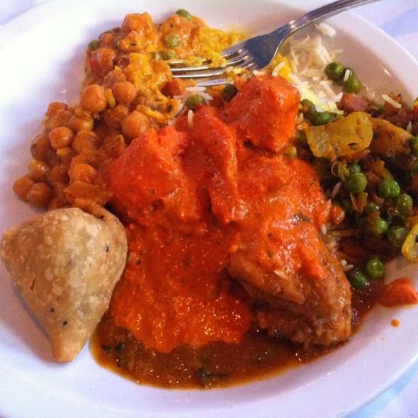 Indian Buffet @ Mt. Everest India's Cuisine Las Vegas