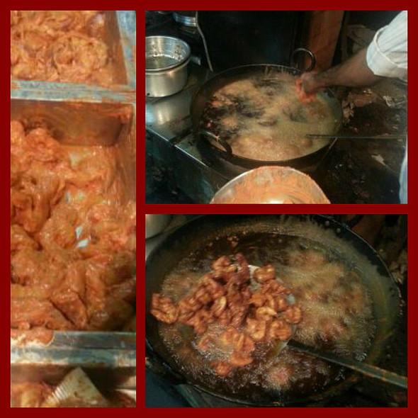 Fried Prawns @ Punjabi Fish Mart