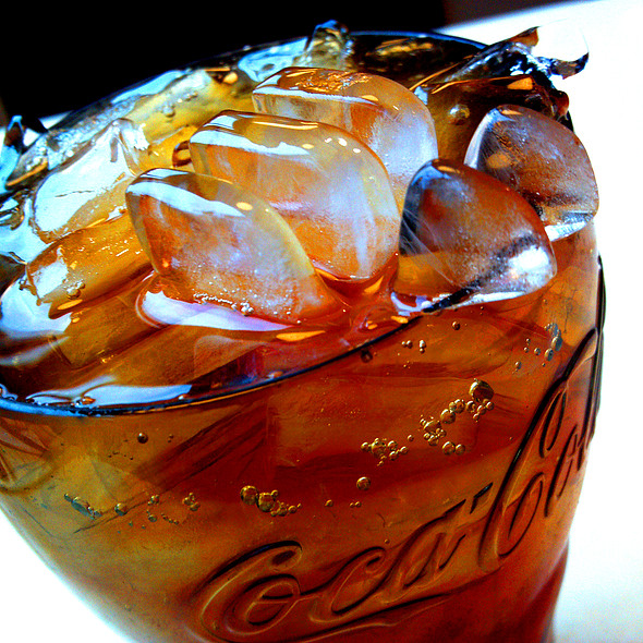 Unsweetened Ice Tea  @ Silver Diner