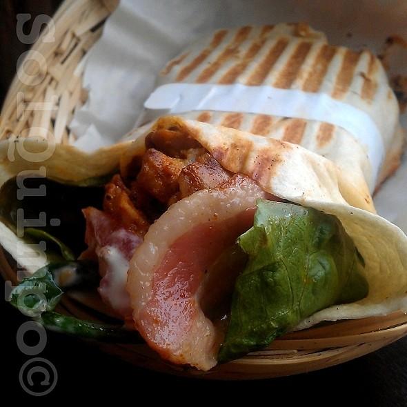 Cajun Chicken And Bacon Kebab @ Kapai New Zealand