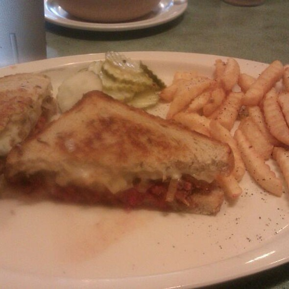 Patty Melt @ Tennessee Grill