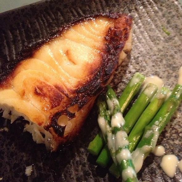 Seabass @ Asahi Teppenyaki & Sushi