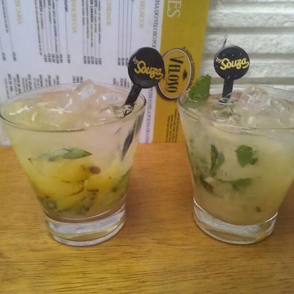 Caipirinhas @ Veloso Bar