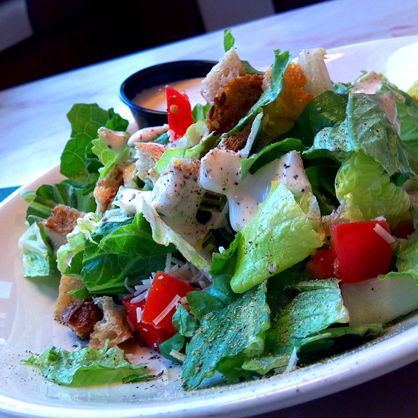 Ceasers Salad @ Silver Diner