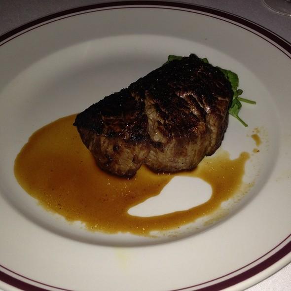 Wagyu Filet Mignon Steak - Chops Lobster Bar - Boca Raton, Boca Raton, FL