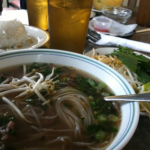 Beef Pho @ Thai Lao Restaurant