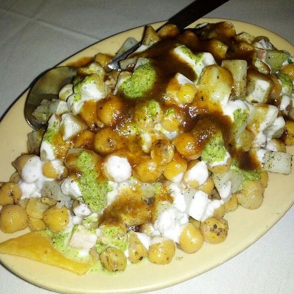 Chat Papri @ India K' Raja Restaurant