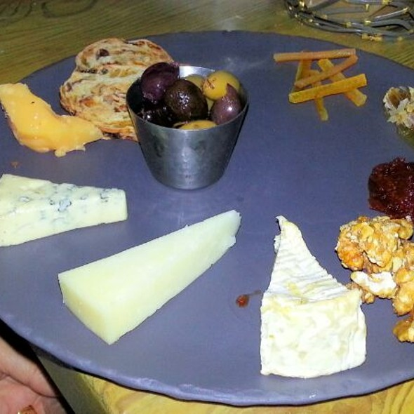 Cheese Plate - Broadway by Amar Santana, Laguna Beach, CA
