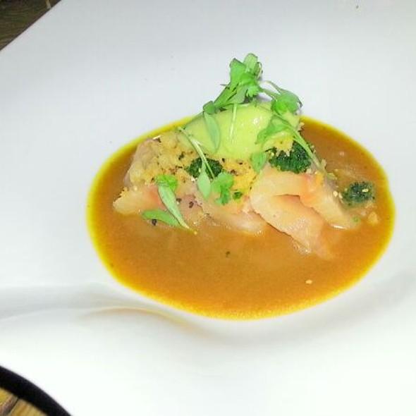 Hamachi Sashimi Sushi - Broadway by Amar Santana, Laguna Beach, CA