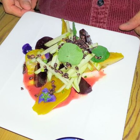 Beet Salad - Broadway by Amar Santana, Laguna Beach, CA