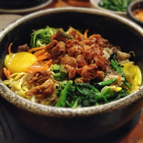 Spicy Pork Bibimbap