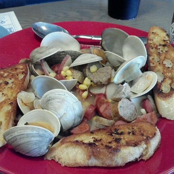 Atlantic Clam Boil