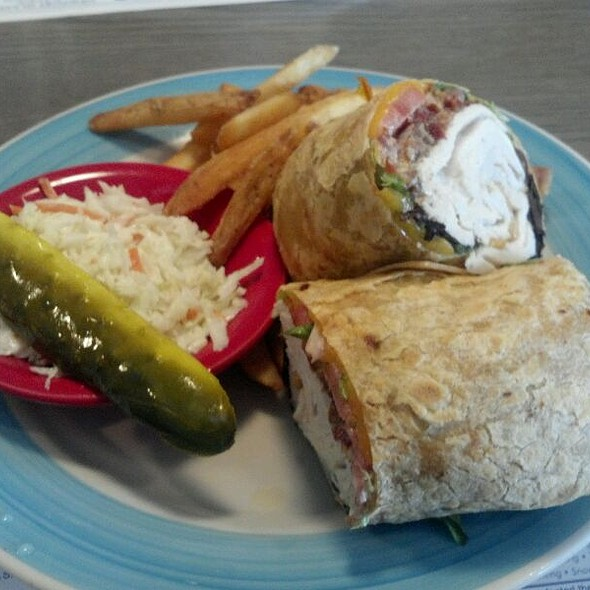 Perkins Wrap