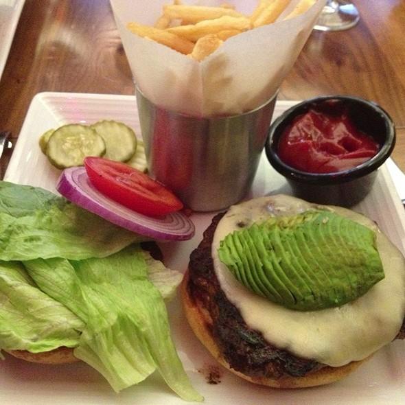 The Max Burger - restaurant Max, Minneapolis, MN