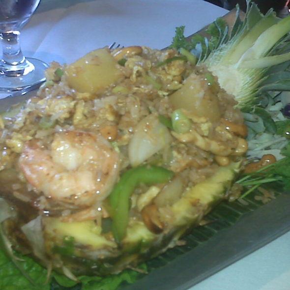 Seafood Fried Rice @ Saigon On Fifth