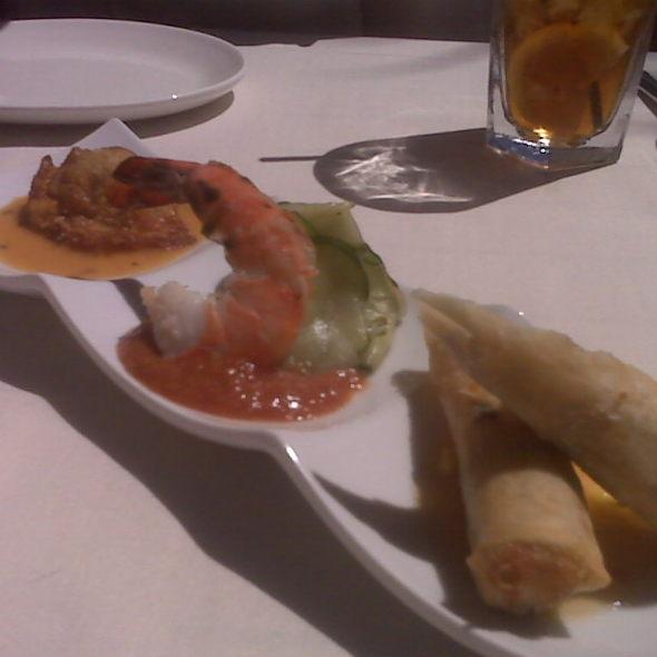Appetizer Trio @ Roy's Restaurant
