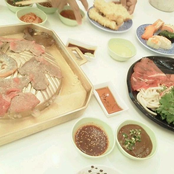 Barbeque Buffet @ Seoul Grill by Sukishi (โซลกริลล์)