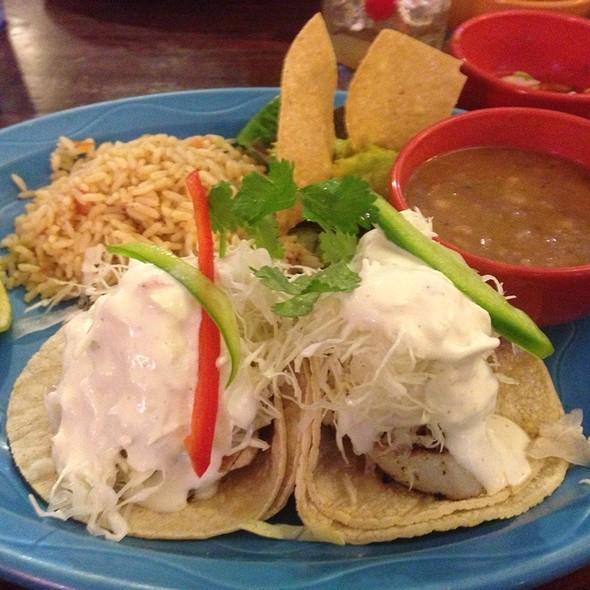 Seafood Tacos @ Monicos Taqueria