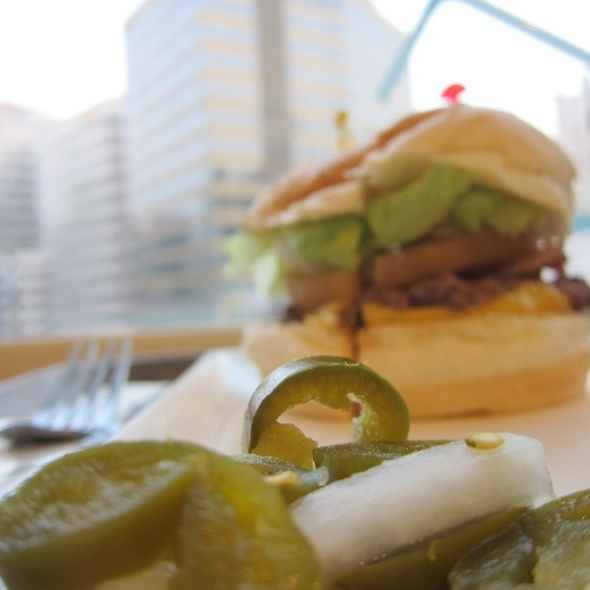 Burger @ Kraze Burgers 홍대점