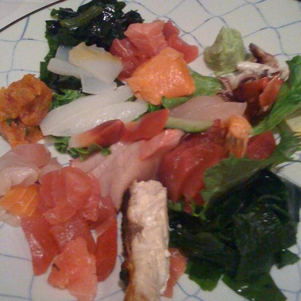 Sushi @ Sushi-Gen