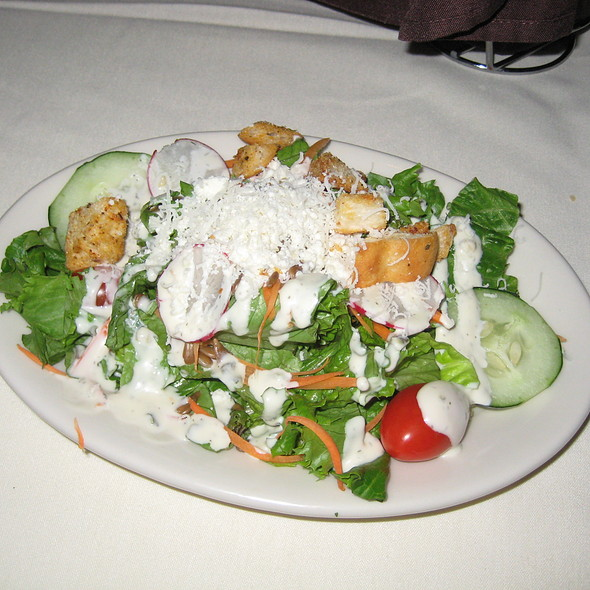 House Salad - Hondos, Glen Allen, VA