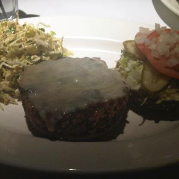 Veggie Burger @ Bandera Restaurant