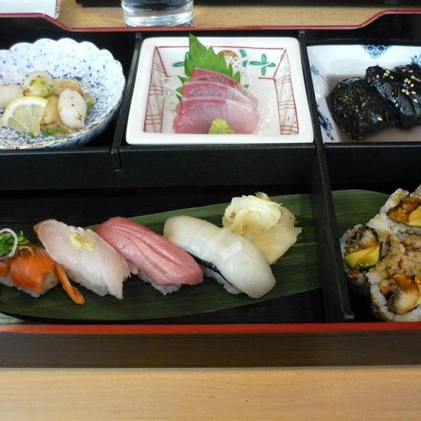 Sushi @ Sushi Yasuda Ltd