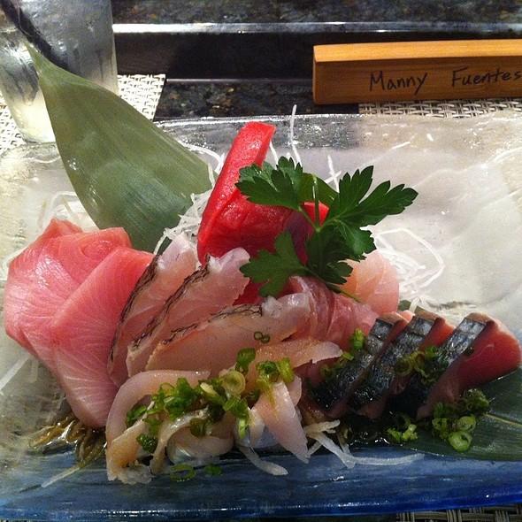 Omakase Sashimi @ Edoko sushi and robata